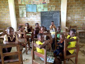 Luminos in Liberia