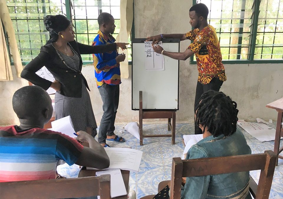 Back-to-School 2019: Luminos Trains 100 Teachers, Supervisors, and Ministry of Education Officials at 10-Day Workshop in Liberia