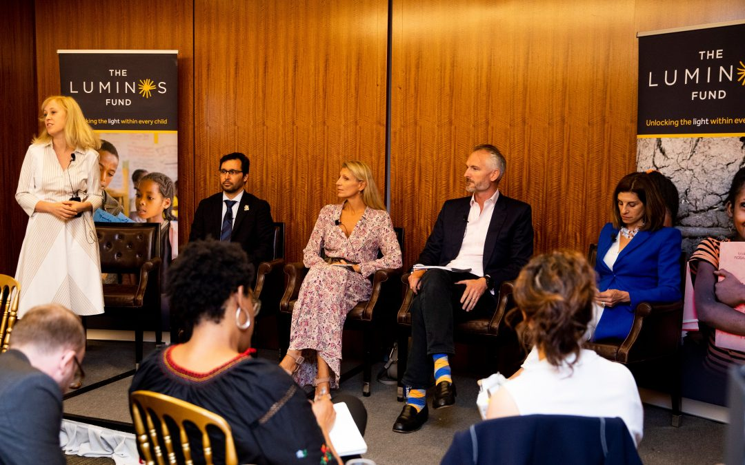 """Event Recap: """"Dynamic Philanthropy: A Remedy for the Global Learning Crisis"""""""