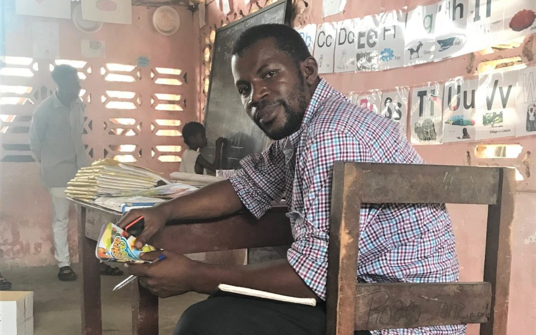 The Fight for Education Equality in Liberia: Living Up to My Father's Example