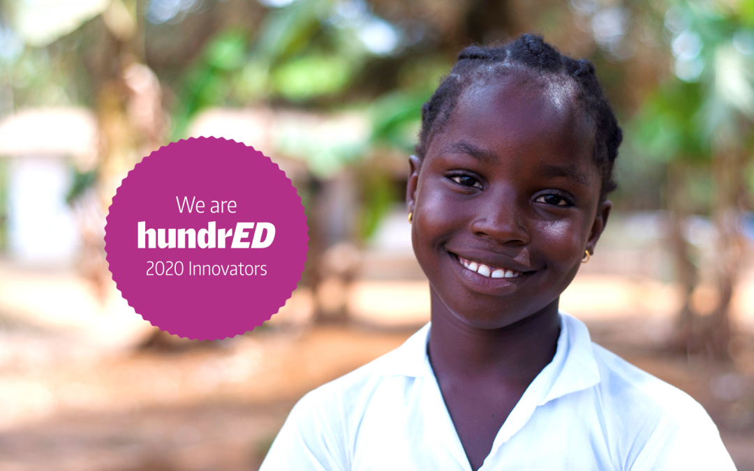 HundrED Honors Luminos as a Global Education Innovator for the Third Time