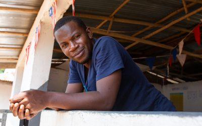 """International Education News: """"A view from Liberia: Abba Karnga Jr. on School Closures and the Pandemic"""""""