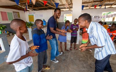 Center for Global Development Diaries from the Frontline: Preparing for School Reopening