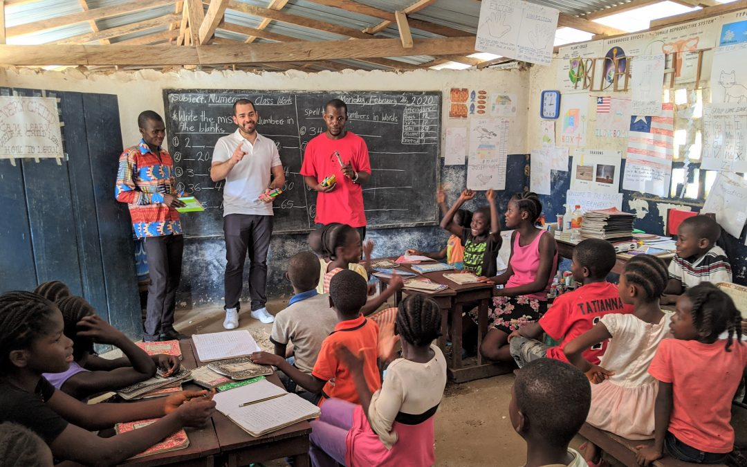 Impact and Insight: My Visit to Luminos Classrooms in Liberia