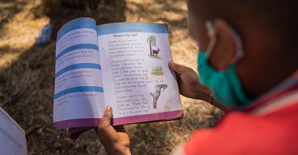 Africa Unite: 39 words for improved education