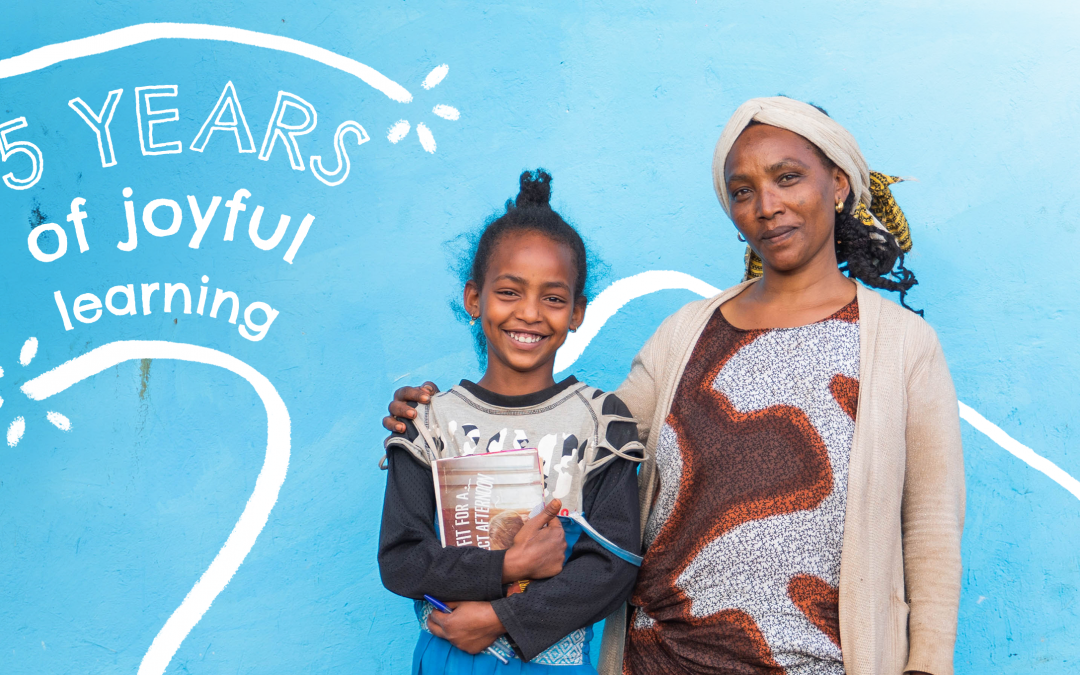Celebrating Five Years of Joyful Learning: 2020 Annual Report