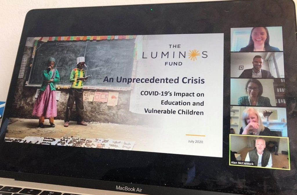 An Unprecedented Crisis: COVID-19's Impact on Education and Vulnerable Children